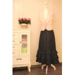 Margot Black Maxi